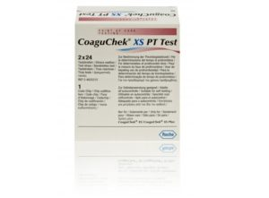 CoaguChek XS PT Tests