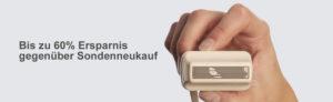 Reparatur Ultraschallsonde