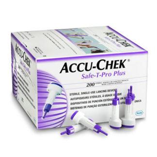Accu-Chek Safe-T-Pro Plus